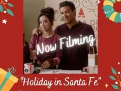 Holiday in Santa Fe