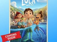 "DISNEY AND PIXAR'S ORIGINAL FEATURE FILM ""LUCA"""